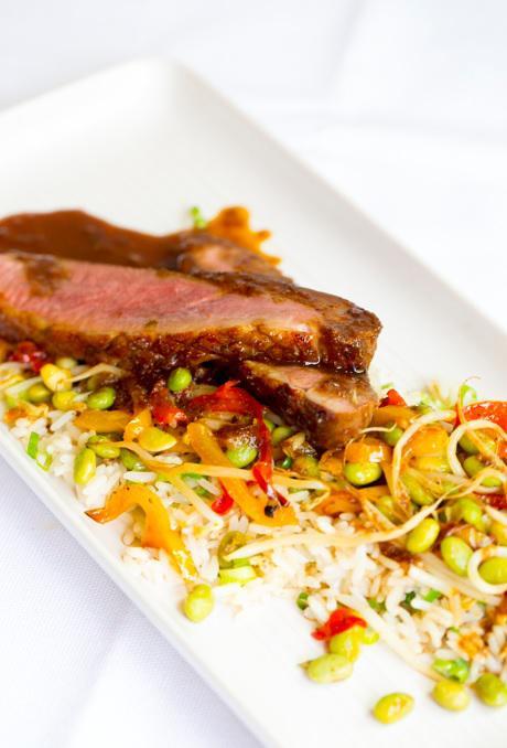 La cuisine par arnaud marchand magret de canard saisi et for Marchand cuisine