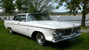 L'Imperial LeBaron 1962