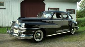 Chrysler Windsor 1948