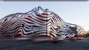 Le musée Petersen Automotive Museum