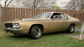 Plymouth Road Runner 1973