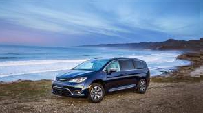 Chrysler Pacifica Hybride 2017