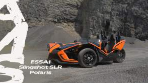 Pro Performance : Slingshot SLR de Polaris