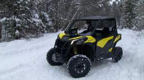 Dion Moto : Maverick Trail de Can-am