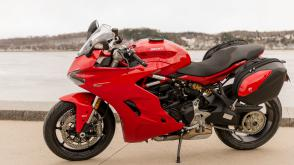 Moto Vanier - Ducati SuperSport