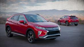 Outlander PHEV et Eclipse Cross de Mitsubishi