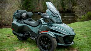 Dion Moto - Canam - Spyder RT Limited