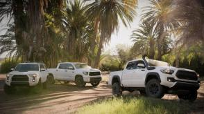 Ford Expedition et Toyota TRD Pro 2019