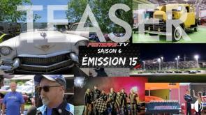 Expo Internationale d'autos de Lévis