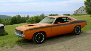 Plymouth Barracuda 1974