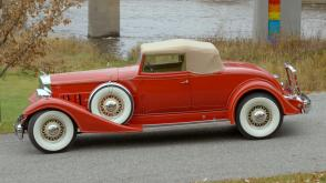 Packard Super Eight 1933