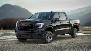 Hyundai Venue 2020 et GMC Sierra AT4 2019
