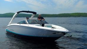 Mastercraft NTX 22 et Regal LS 6 2020