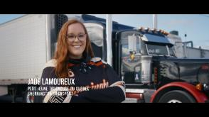 Jade Lamoureux - Sherrington Transport